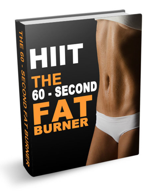 Product picture HIIT - The 60-Second Fat Burner - Ebook
